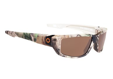 Sonnenbrille SPY DIRTY MO - Real tree - polar