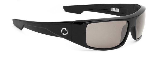 Sonnenbrille SPY LOGAN Black / Mirror - Polar