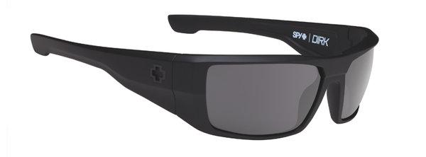 Sonnenbrille SPY DIRK - Matte Black - polar