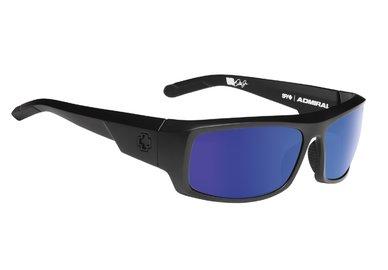 Sonnenbrille SPY ADMIRAL - Matte Black Blue Polar