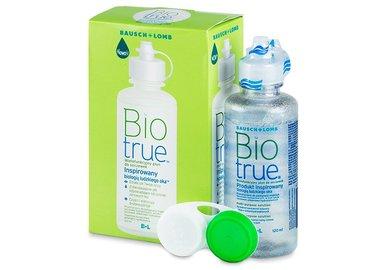 Biotrue Multi-Purpose 120 mlmit Behälter