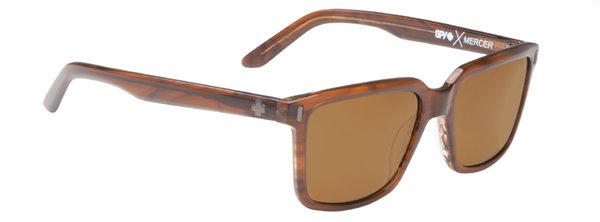 Sonnenbrille SPY MERCER - Sepia