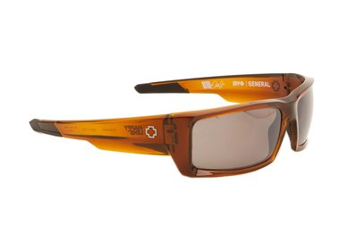 Sonnenbrille SPY GENERAL - Brown Ale polar