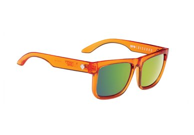 Sonnenbrille SPY DISCORD Trans Orange