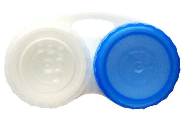 Behälter für Sklerallinsen