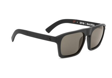 Sonnenbrille SPY BALBOA - Matte Black happy