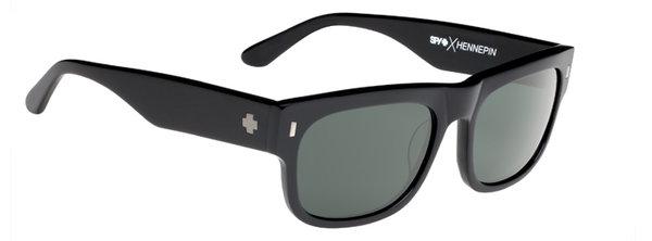 Sonnenbrille SPY HENNEPIN Black