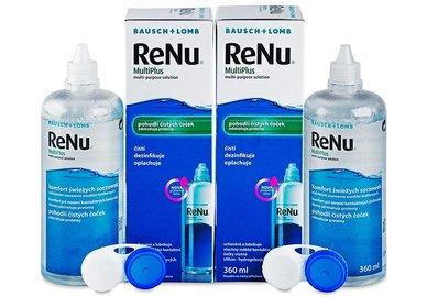 ReNu MultiPlus 2 x 360 ml mit zwei Behälter
