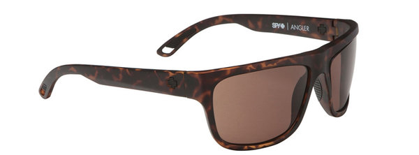 Sonnenbrille SPY Angler Matte Camo Tort - Happy bronze Sonnenbrille SPY