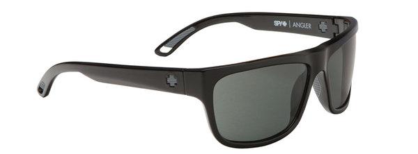 Sonnenbrille SPY Angler Black Grey Green - Happy