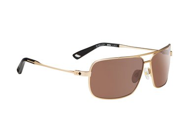 Sonnenbrille SPY Leo Brass - Happy bronze