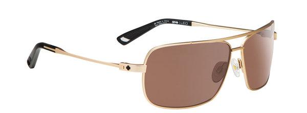 Sonnenbrille SPY Leo Brass - Happy bronze