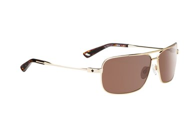 Sonnenbrille SPY Leo Gold - Happy bronze
