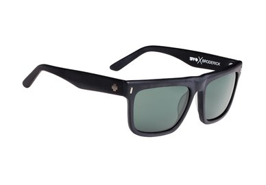 Sonnenbrille SPY BRODERICK - Matte Black -  happy