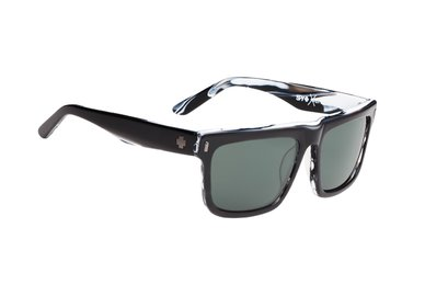 Sonnenbrille SPY BRODERICK - Black Horn -  happy