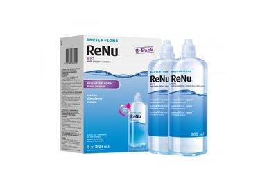 ReNu MPS Sensitive Eyes 2 x 360 ml mit zwei Behälter