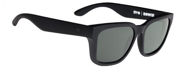 Sonnenbrille SPY BOWE Matte Black - polar