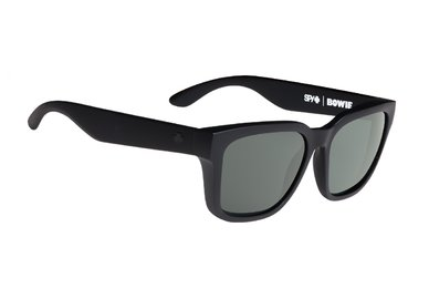 BOWIE Soft Matte Black - happy