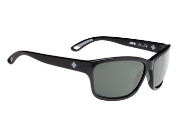 Sonnenbrille SPY ALLURE - Black Grey green Polar