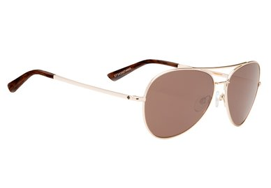 Sonnenbrille SPY WHISTLER Gold / Bronze