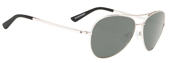 Sonnenbrille SPY WHISTLER Silver / Gray