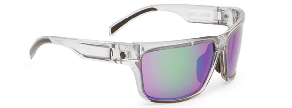 Sonnenbrille SPY CUTTER - Clear Smoke