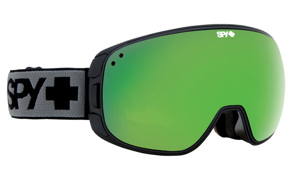 Skibrillen SPY BRAVO - Black Green