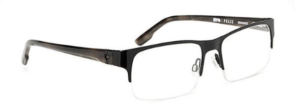 Dioprische brillen SPY FELIX - Black