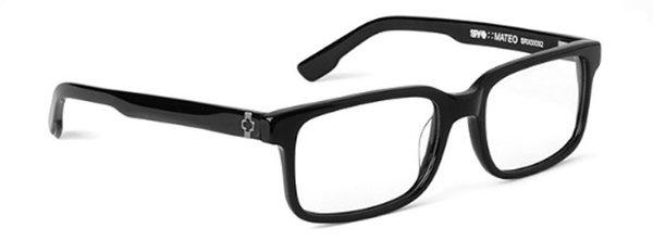 Dioprische brillen SPY MATEO - Black