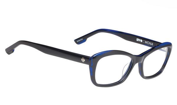 Dioprische brillen SPY MONA - Black / Blue