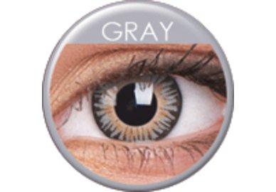 ColorVue 3 Tones - Grey (2 St. 3-Monatslinsen) – mit Stärke