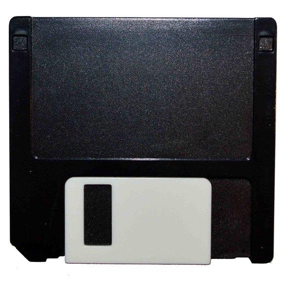 Etui - Set Diskette - schwarz