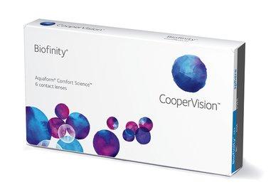 Biofinity (6 Linsen)