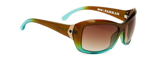Sonnenbrille SPY Farrah Mint Chip - polar