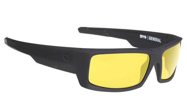 Sonnenbrille SPY GENERAL Matte Black Ansi