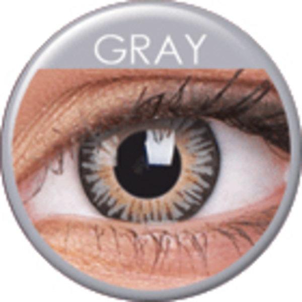 ColorVue 3 Tones - Gray (2 St. 3-Monatslinsen) – ohne Stärke