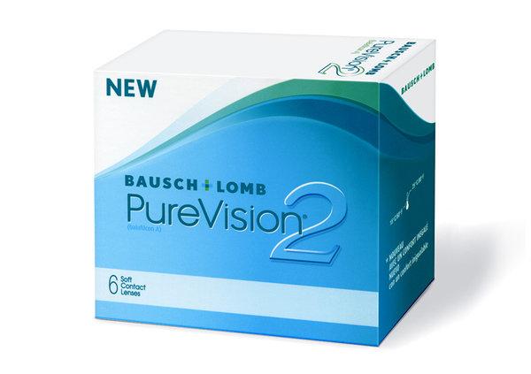 PureVision 2HD (6 Linsen)