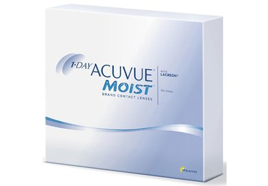 1-Day Acuvue Moist (90 Linsen)