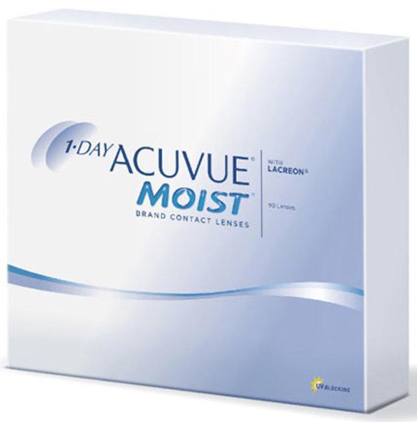 1-Day Acuvue Moist (90 Linsen)