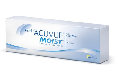 1-Day Acuvue Moist (30 Linsen)