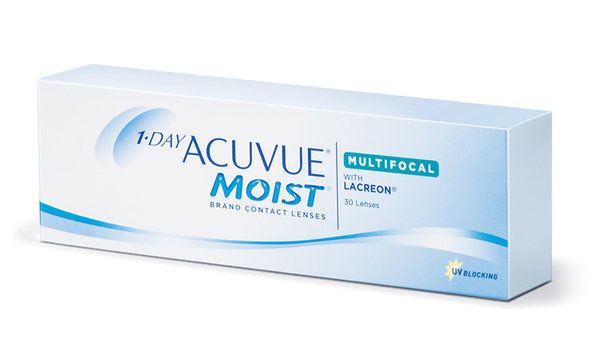 1-Day Acuvue Moist Multifocal (30 Linsen)