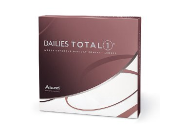 Dailies Total 1 (90 Linsen)