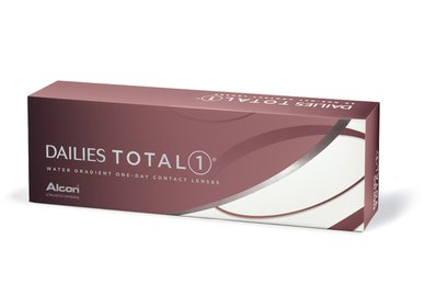 Dailies Total 1 (30 Linsen)