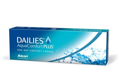 Dailies AquaComfort Plus (30 Linsen)