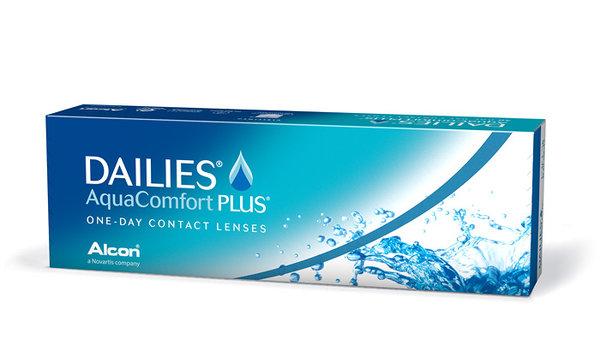 Dailies AquaComfort Plus (30 Linsen)