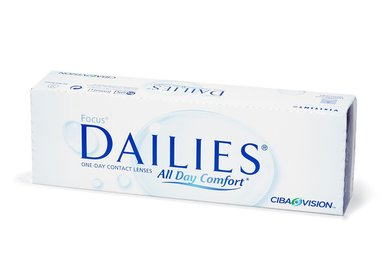 Dailies All Day Comfort (30 Linsen)