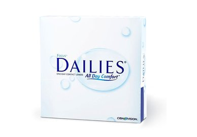Dailies All Day Comfort (90 Linsen)