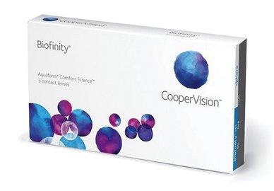 Biofinity (3 Linsen)