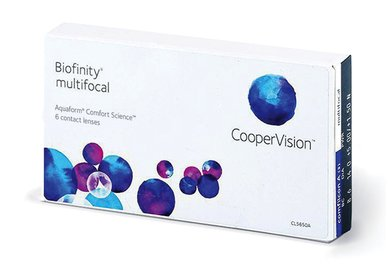 Biofinity Multifocal (6 Linsen)
