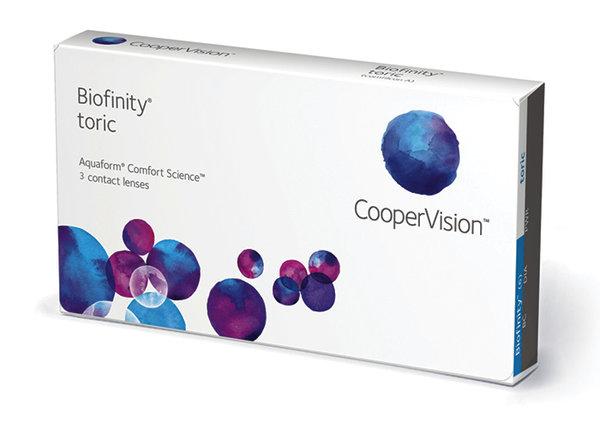 Biofinity Toric (3 Linsen)